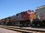 BNSF 651 Eastbound
